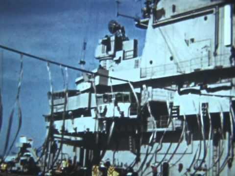 Cruise of the Randolph (1954)