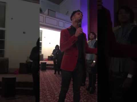 Kevin Hurd and Divine Commitment Live in Concert (Trust in the Lord Medley)