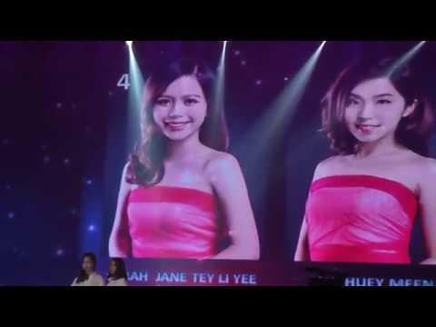 Miss Malaysia Petite SpokesPerson 2017 - Sarah Jane Tey Casual Wear Segment