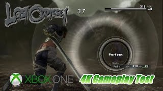 Lost Odyssey - 4K (Upscaled) Xbox One Gameplay Test
