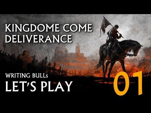 Let's Play: Kingdom Come Deliverance (01) [deutsch]