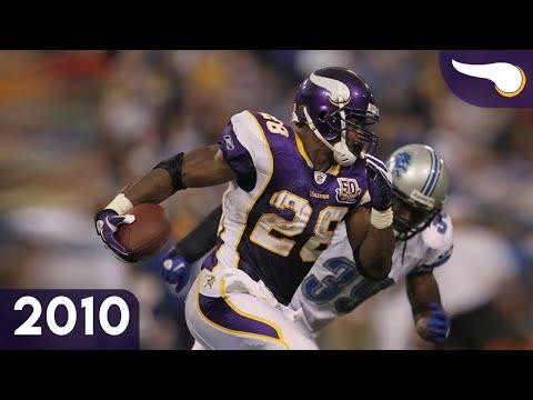 Lions vs. Vikings (Week 3, 2010) Classic Highlights