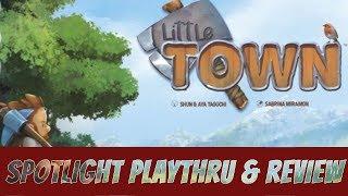 Spotlight Playthru & Review - Little Town