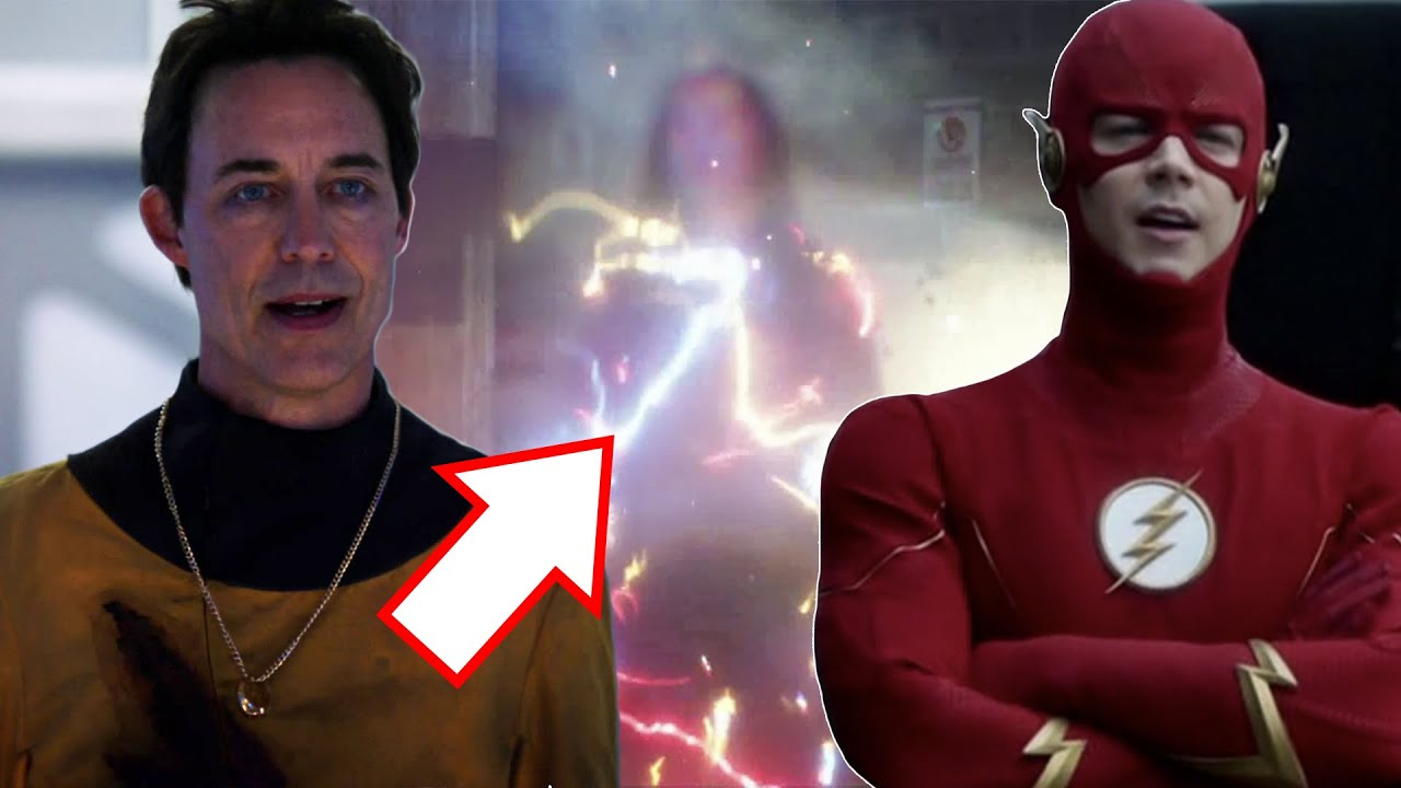 Download Is Reverse Flash ACTUALLY The Speed Force in Disguise!? - The Flash Season 7 Theory Breakdown!