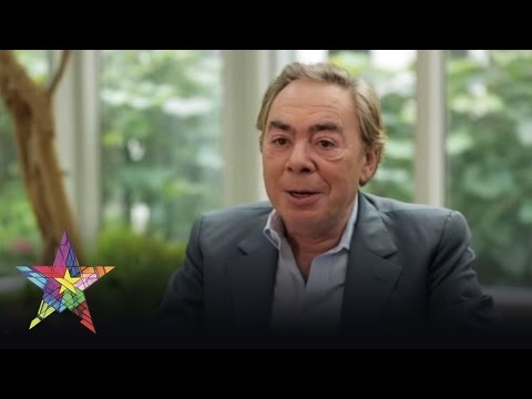 Interview with Andrew Lloyd Webber - UK Arena Tour | Jesus Christ Superstar