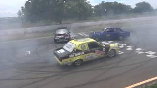 Campeonato Mineiro de Marcas e pilotos  drift manobras F Vee e muito mais  Curvelo    15 03 17