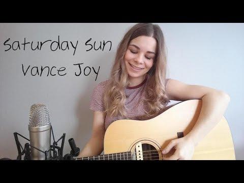 Saturday Sun   Vance Joy   Acoustic Cover