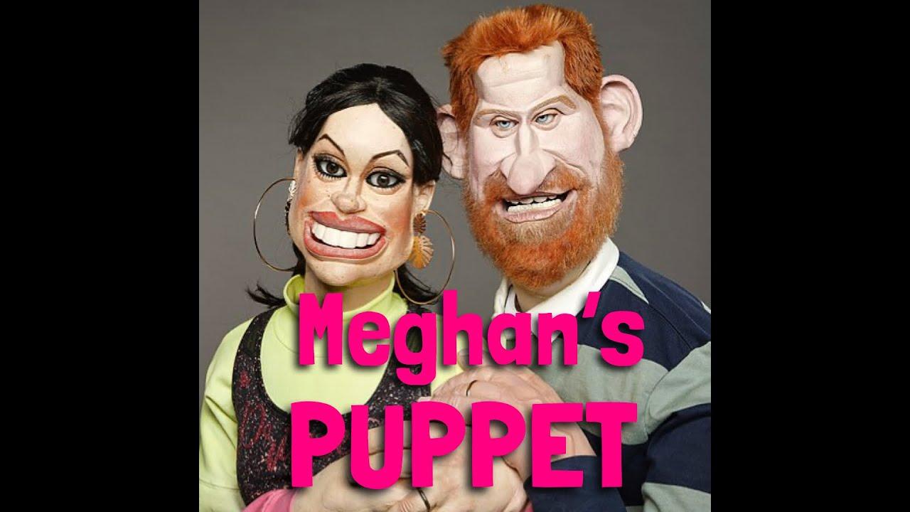 Meghan's Puppet