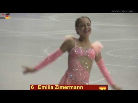 Emilia Zimermann Freiburg 2016 Style dance