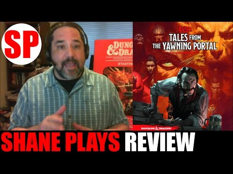 Tales from the Yawning Portal Review (D&D)