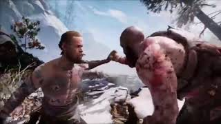God Of War 4 but it's You Say Run...