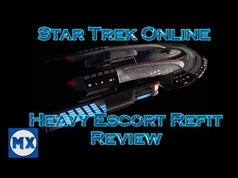 Star Trek Online: Heavy Escort Refit Review
