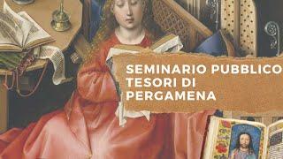 Prof  Marilena Maniaci Le liste di 'capitula' nei manoscritti della Bibbia