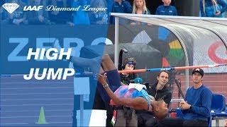 Mutaz Barshim flies over 2.38m and wins the Men