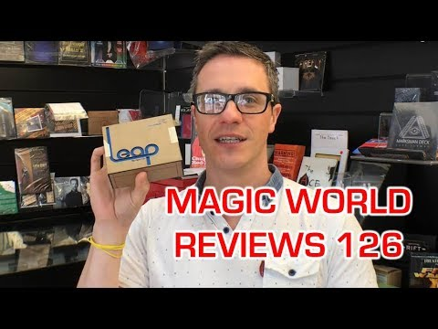 LEAP BY AGUS TJIU // CHINESE TWEEZERS BY MARIO LOPEZ TRICK REVIEW