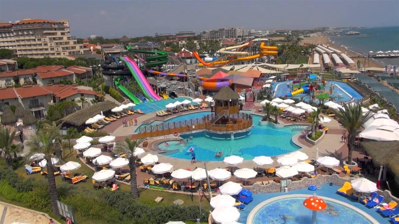 Рейтинг лучшие отели Турции: курорт Белек