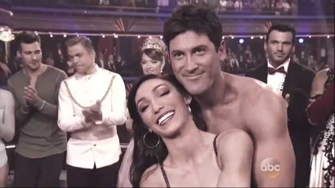 Dwts week 1 meryl and maks dating