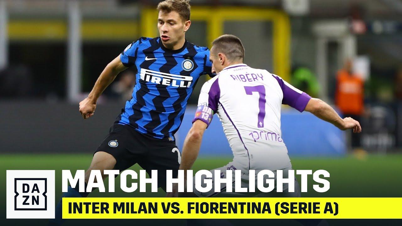 HIGHLIGHTS | Inter Milan vs. Fiorentina (Serie A 2020-2021)