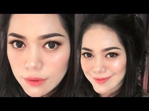Makeup Tahan Lama Untuk Kulit Berminyak ( Flawless and Glowing ) Indonesia / Nitha Fitria