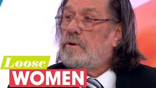 Ricky Tomlinson Pays Tribute to the Late Caroline Aherne | Loose Women