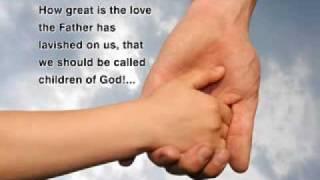 Scripture Meditation on God's Love - N.T.
