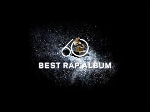 Best Rap Album Nominees | 2018 GRAMMYs