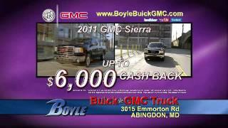 Memorial Day Weekend Buick GMC Specials Baltimore Dealer