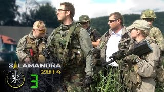 Operation Salamandra 2014 - milsim ASG (part.3)