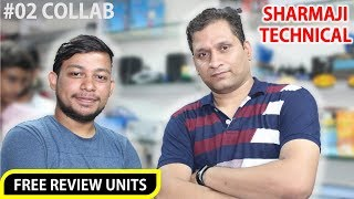 How To Get Free Review Units ft.Sharmaji Technical