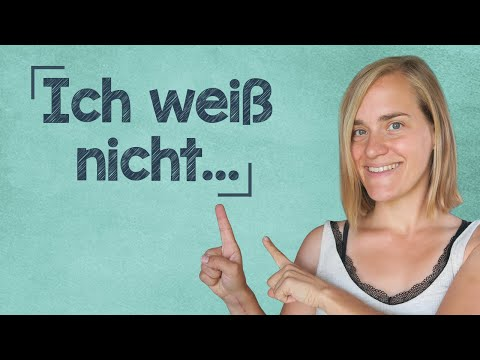 German Lesson (129) - Subordinating Conjunctions - Part 4: Useful Phrases - A2/B1