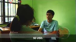 Indonesian teenagers selling their friends for sex