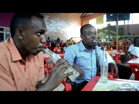 The Come Again Bar In Remera Kigali Rwanda Travel Vlog #1 The Adventures of Paul and Sue
