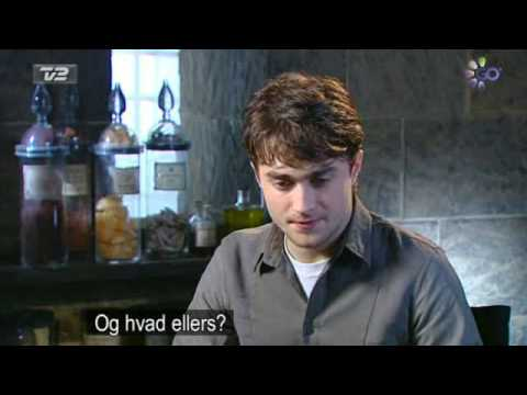 Interview with Harry Potter Cast : Denmark TV2