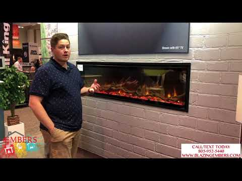 How To Install A Napoleon Nefl50fh Modern Electric Fire