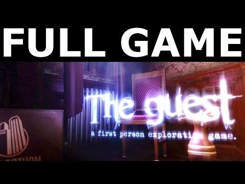 The Guest - Full Game Walkthrough Gameplay & Ending (All Puzzles) (No Commentary Playthrough)