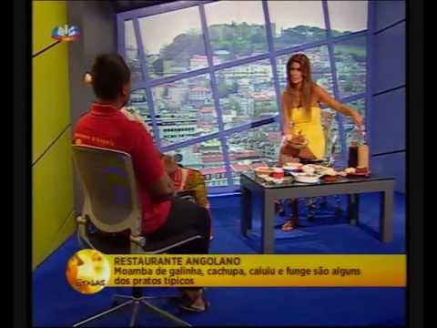 Restaurante MULEMBA X'ANGOLA - Cozinha Africana