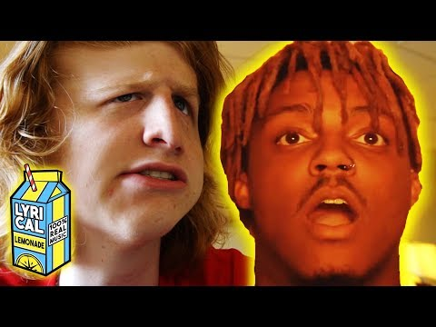 HE'S ABOUT TO BLOW UP! Juice Wrld - Lucid Dreams (Dir. by @_ColeBennett_) REACTION!