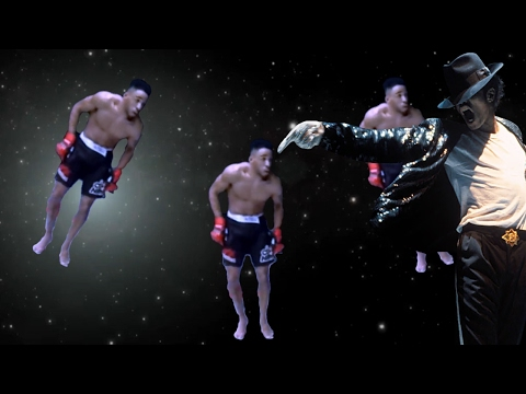 MMA Fighter Dancing - Shooting Stars Meme