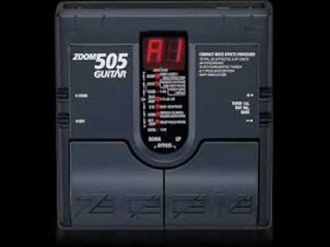 Zoom 505 soundtest