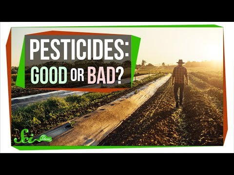 How Safe Are Pesticides, Really?