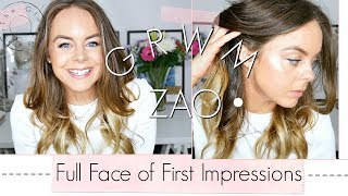 Zao Full Face of First Impressions / Organic Makeup