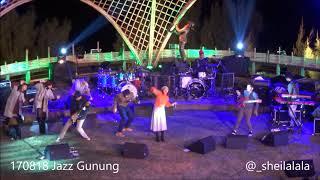 170818 MALIQ D 39 essentials Funk Flow LIVE Jazz Gunung 2017