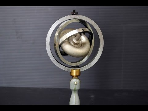 Gyroscope Inertial Guidance System [IKUNO SSH]