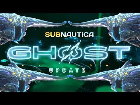 Co je nového v Ghost updatu - Subnautica [ CZ / Česky ]