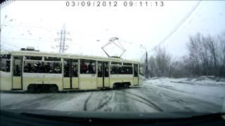 Вальс с трамваем