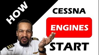 How Your Cessna Starts (Simply Explained)