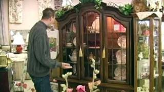 Drexel China Cabinet At The Best Thrift Store