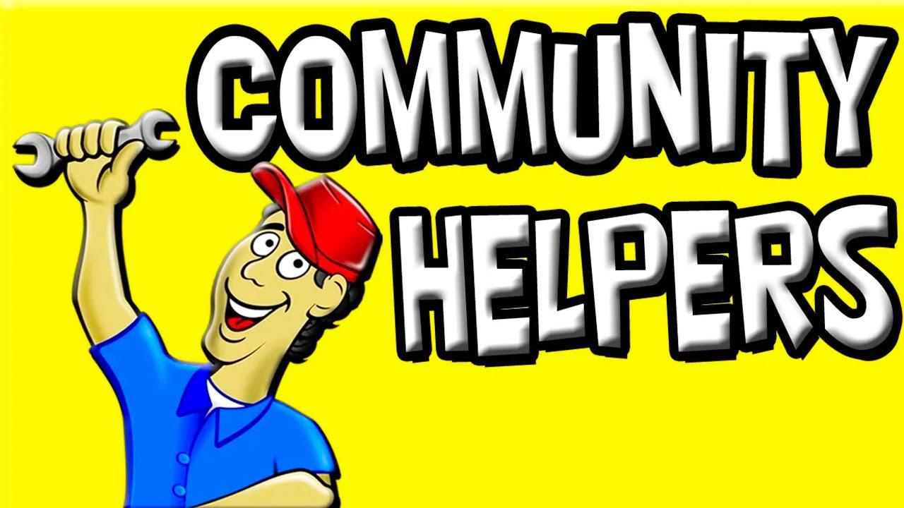 community helpers for kids community jobs preschool community helpers jobs in english youtube [ 1280 x 720 Pixel ]
