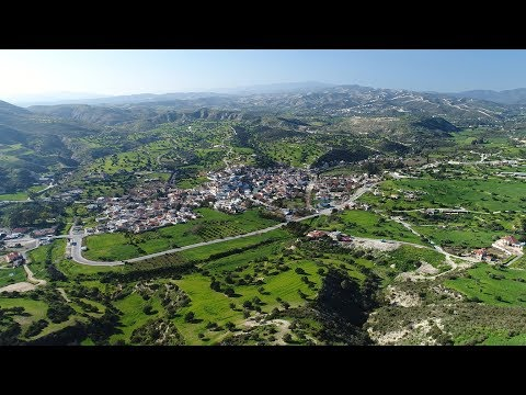 Saying goodbye to sunny Cyprus at it's best with the Phantom 4 Pro flying from high hills.