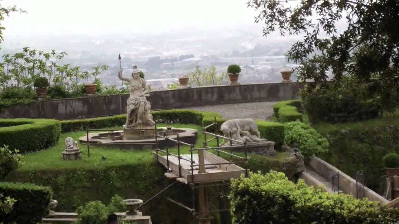Villa Adriana Und Villa Du0027Este   Tivoli   Italien